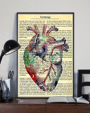 Cardiologist - Cardiology Knowledge 11x17 Poster lifestyle-poster-2