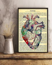 Cardiologist - Cardiology Knowledge 11x17 Poster lifestyle-poster-3