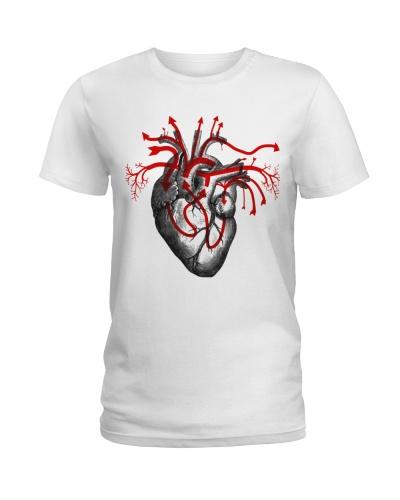 Scientist Heart Blood Flow