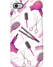 Hairdresser Pinky Tools Phone Case i-phone-7-case