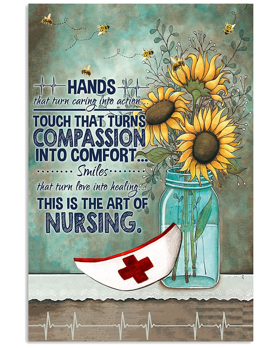 Nurse This Is The Art Of Nursing Poster 11x17 Poster