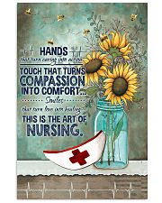 Nurse This Is The Art Of Nursing Poster 11x17 Poster front