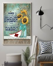 Nurse This Is The Art Of Nursing Poster 11x17 Poster lifestyle-poster-1