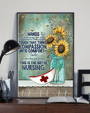 Nurse This Is The Art Of Nursing Poster 11x17 Poster lifestyle-poster-2