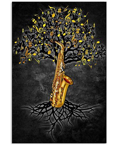 Saxophone Tree