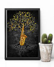 Saxophone Tree 11x17 Poster lifestyle-poster-8