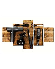 Hairdresser Wooden Tools 17x11 Poster front