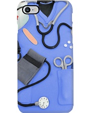 Nurse Blue Scrubs Phone Case i-phone-7-case