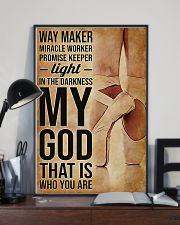 Ballet Way Marker Miracle Worker 11x17 Poster lifestyle-poster-2