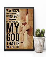 Ballet Way Marker Miracle Worker 11x17 Poster lifestyle-poster-8