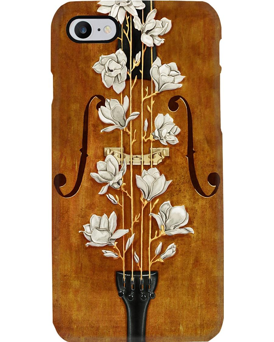 Cello Flower Cellist Gift Phone Case