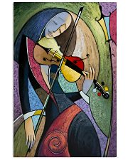 Violin Girl 11x17 Poster front