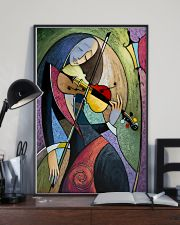 Violin Girl 11x17 Poster lifestyle-poster-2
