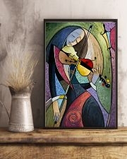 Violin Girl 11x17 Poster lifestyle-poster-3