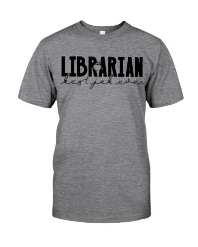 Librarian Best Job Ever