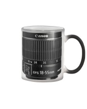 Photographer Cannon Color Changing Mug thumbnail