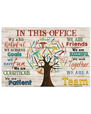 Surgical Tech We Are A Team 17x11 Poster front