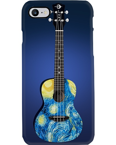 Blue Art Ukulele