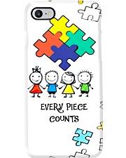 Autism Awareness Every piece counts Phonecase Phone Case i-phone-7-case