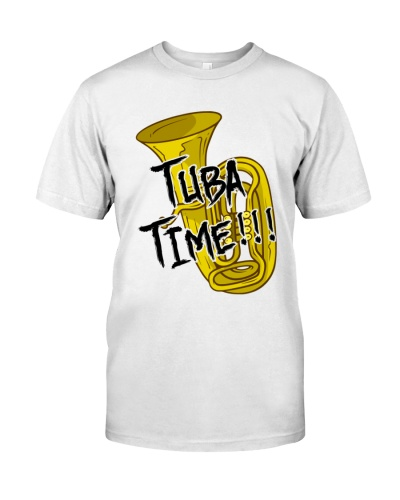 Tubist Tuba Time