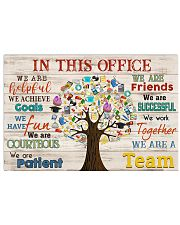 Accountant We Are A Team 17x11 Poster front
