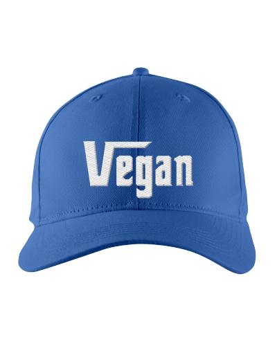 Vegan hat vegan
