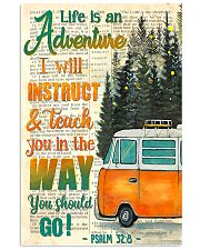 Camping Life is an adventure  11x17 Poster front