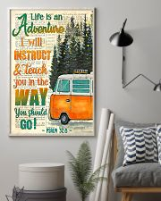 Camping Life is an adventure  11x17 Poster lifestyle-poster-1