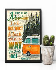 Camping Life is an adventure  11x17 Poster lifestyle-poster-8
