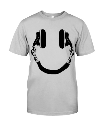 DJ Smiley Headphone