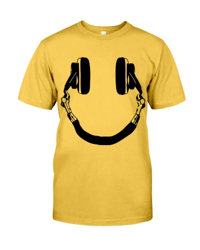 DJ Smiley Headphone