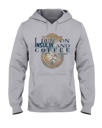 Diabetes I Run On Insulin And Coffee