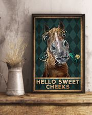 Horse Girl - Hello Sweet Cheeks 11x17 Poster lifestyle-poster-3