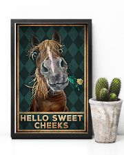 Horse Girl - Hello Sweet Cheeks 11x17 Poster lifestyle-poster-8