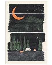 Camping Fire Under Stars  11x17 Poster front