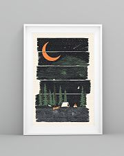 Camping Fire Under Stars  11x17 Poster lifestyle-poster-5