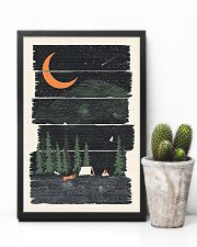 Camping Fire Under Stars  11x17 Poster lifestyle-poster-8