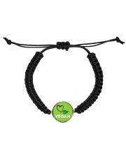 Vegan Cord Circle Bracelet thumbnail