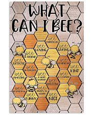What Can I Bee Teacher  11x17 Poster front