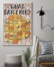What Can I Bee Teacher  11x17 Poster lifestyle-poster-1