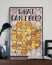 What Can I Bee Teacher  11x17 Poster lifestyle-poster-2