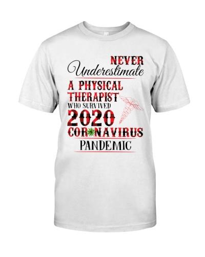 Physical Therapist Survived Coronavirus Pandemic