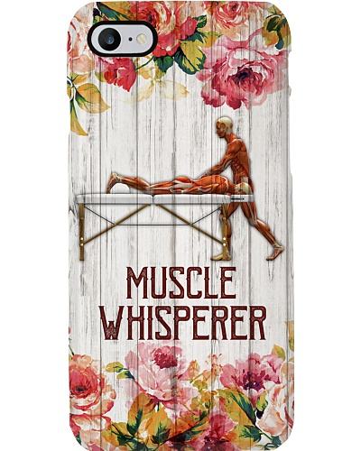Massage Therapist Muscle Whisperer