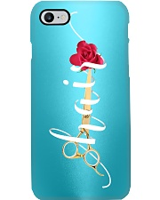 Hairdresser Hair Scissors  Phone Case i-phone-7-case
