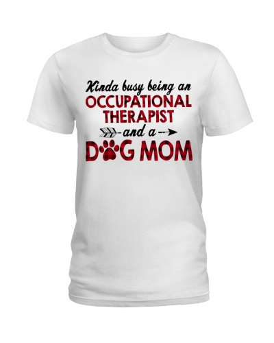 Occupational Therapist And Dog Mom