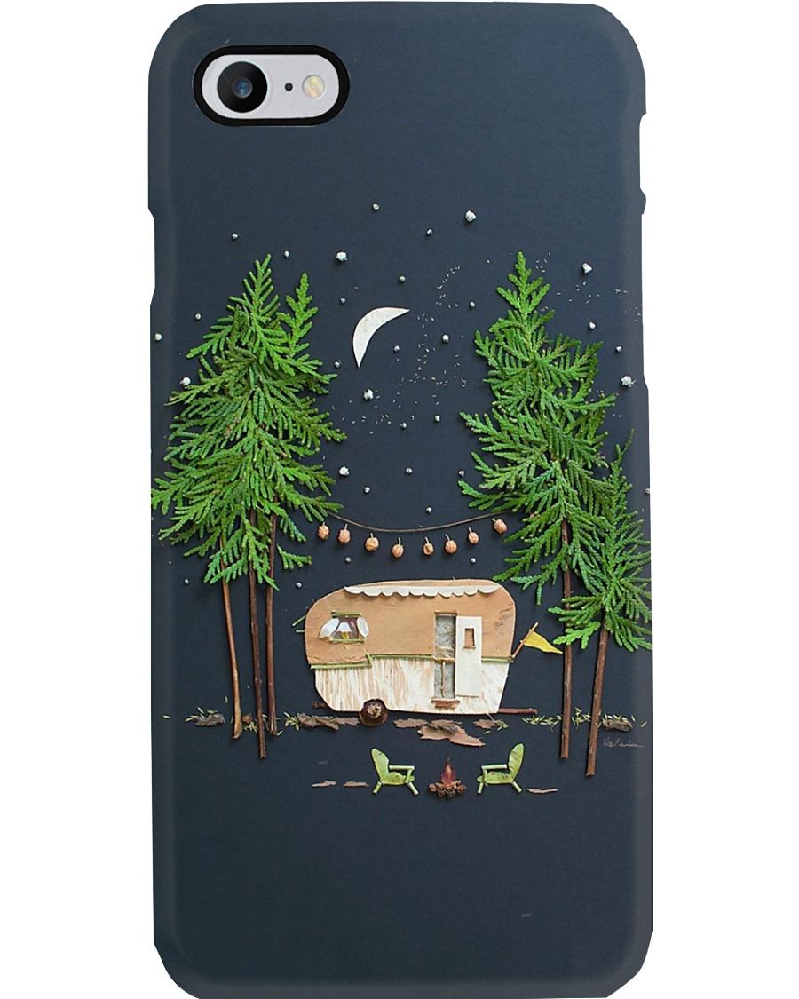 Camping Night Phone Case