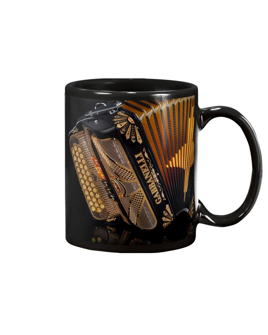 Accordion Beauty Mug