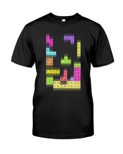 Chemist Tetris