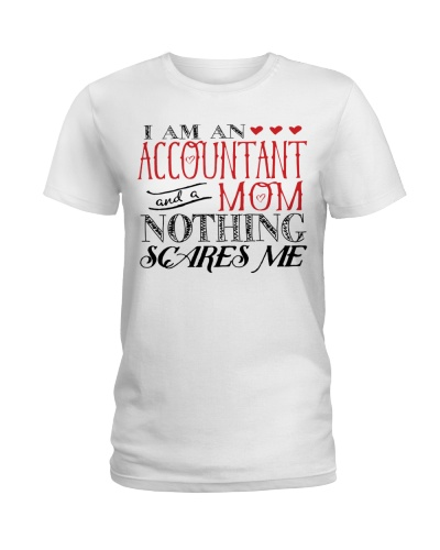 Accountant Nothing Scares Me