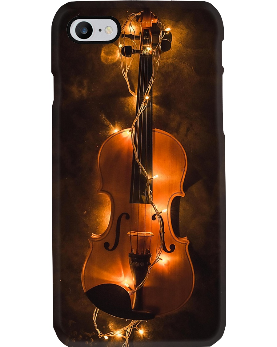 Violin Lighting Phone Case